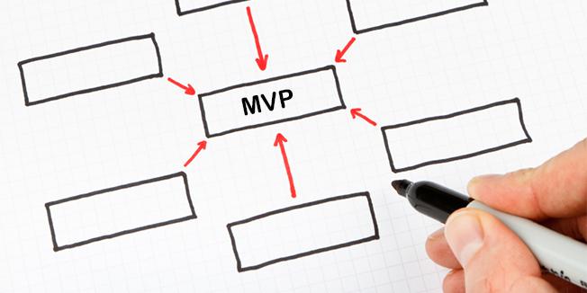 Blog - Und wie definiert man eigentlich ein Minimal Viable Product (MVP)