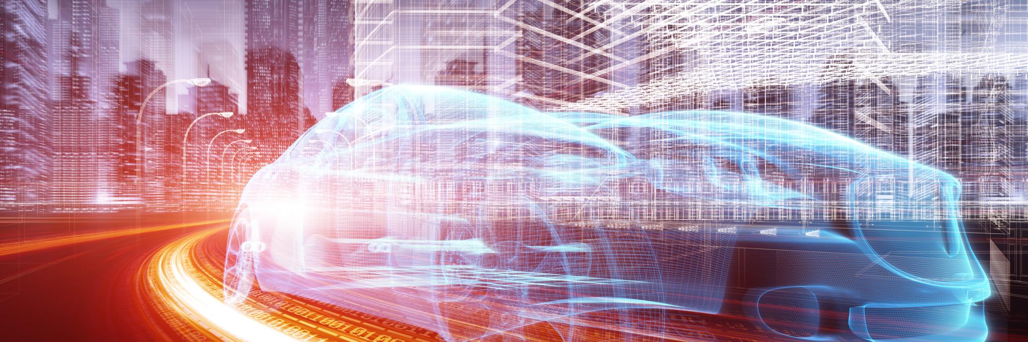 Die Megatrends in der Automobilindustrie