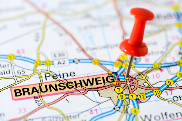 Die Region Braunschweig-Wolfsburg