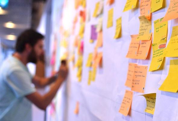 Organisationsentwicklung-und-Befaehigung_Agilitaet_Kanban Board